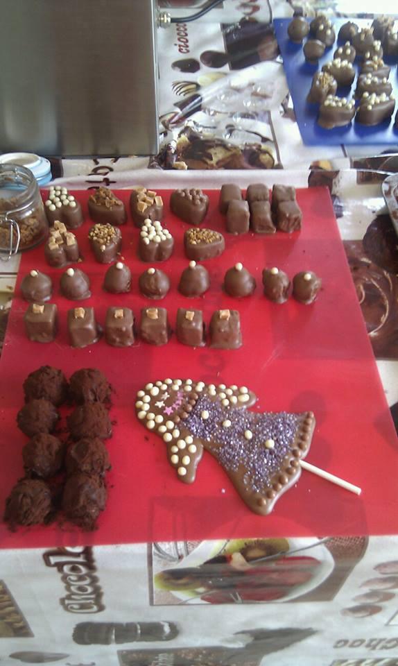 the wonderful creativity chocolate inspires