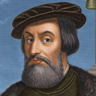 Hernan Cortes, who conquered the Aztecs and introduced chocolate successfully to Europe.